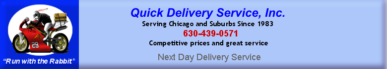 Quick Delivery Service, Inc.